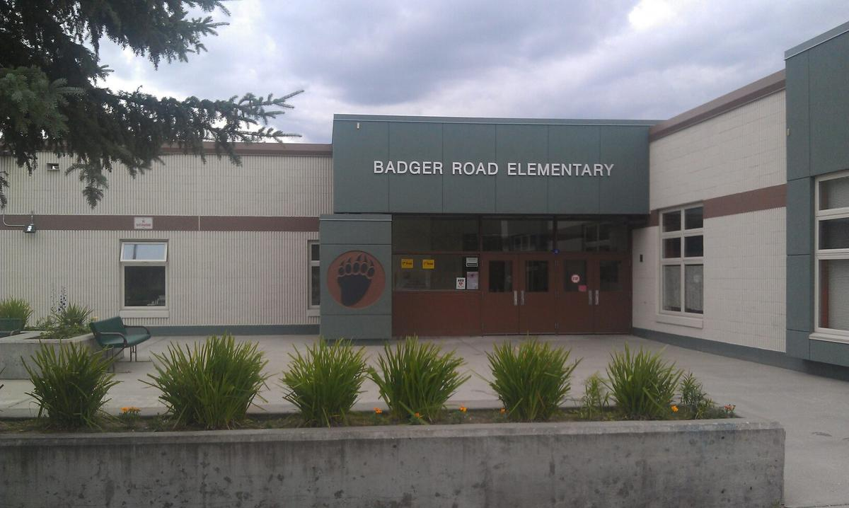 Badger Road Elementary School (Photo by Badger Road Elementary School Parent Teacher Association)