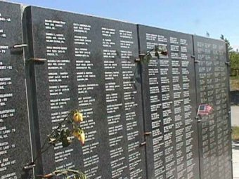 The Veterans' Wall of Honor in Wasilla. (Photo by Veterans' Wall of Honor)