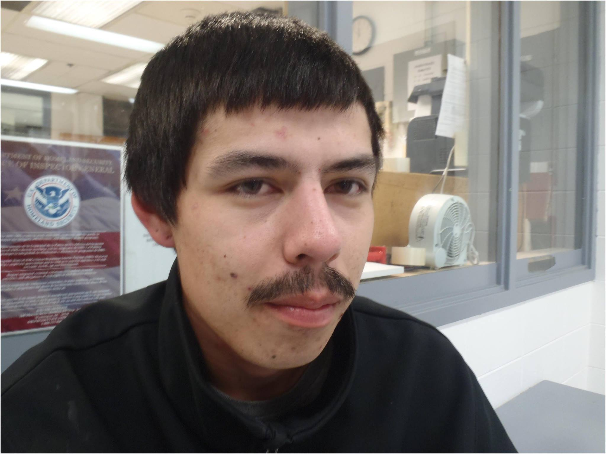 """William """"Billy"""" Moy Jr. is wanted in connection with stolen bankcards that have been used at about 10 Juneau businesses. Moy is also wanted on several warrants of his arrest. (Photo by Juneau Police Department)"""