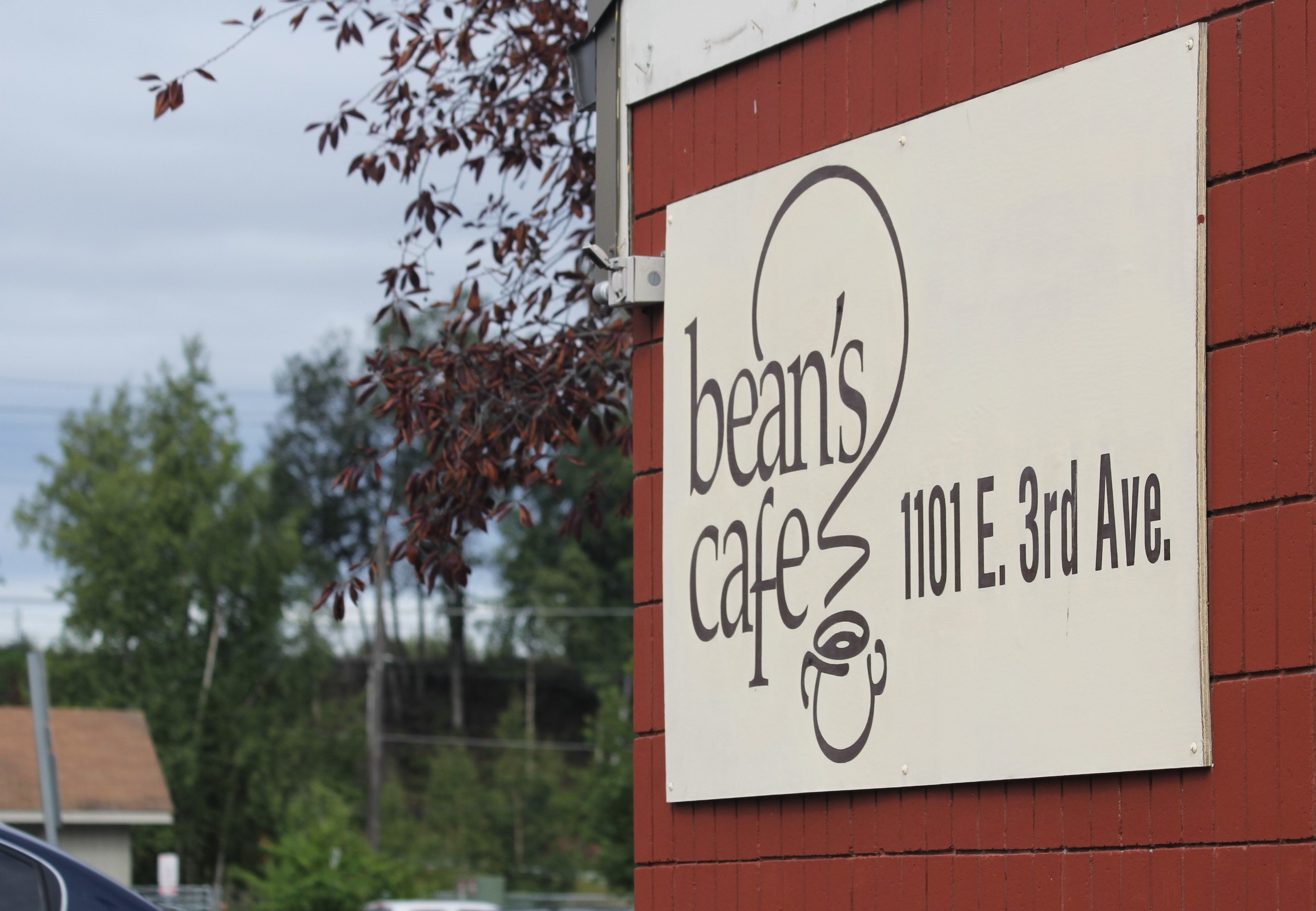 Bean's Cafe at Brother Francis Shelter in Anchorage. (Staff photo)