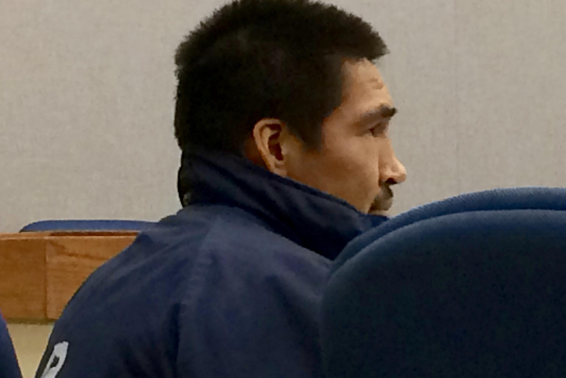 A southwest Alaska man who pleaded guilty to sexually assaulting a female family member will serve three months and be required to register as a sex offender. (Photo by Anna Rose MacArthur/KYUK)