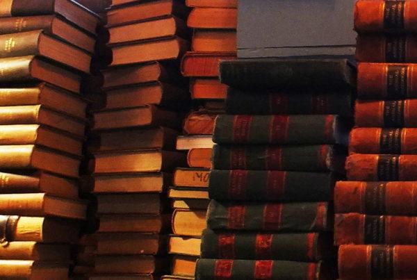 Observatory Books (Photo by Matt Miller/KTOO)
