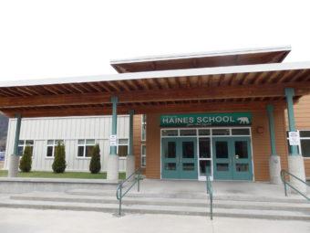 Haines School.