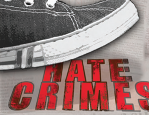 Hate crimes brochure from the FBI. (Courtesy of the FBI)