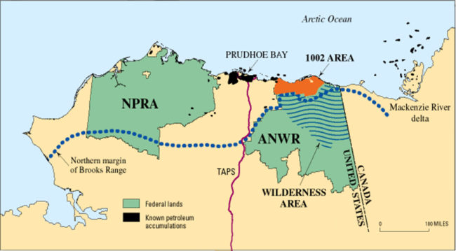 Alaskas congressional leaders renew push to allow ANWR drilling