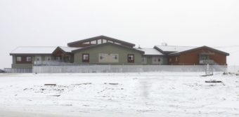 The Yukon Kuskokwim Ayagnirvik Healing Center in Bethel offers alcohol and opioid addiction treatment. (Photo by Dean Swope/KYUK)