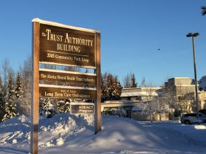 The Trust Authority Building in Anchorage houses their main offices.