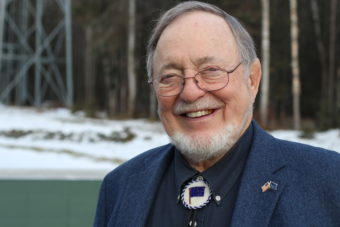 U.S. Rep. Don Young, R-Alaska (Photo by Wesley Early, Alaska Public Media)
