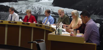 The Juneau Assembly holds a special meeting on Wednesday, April 26, 2017.