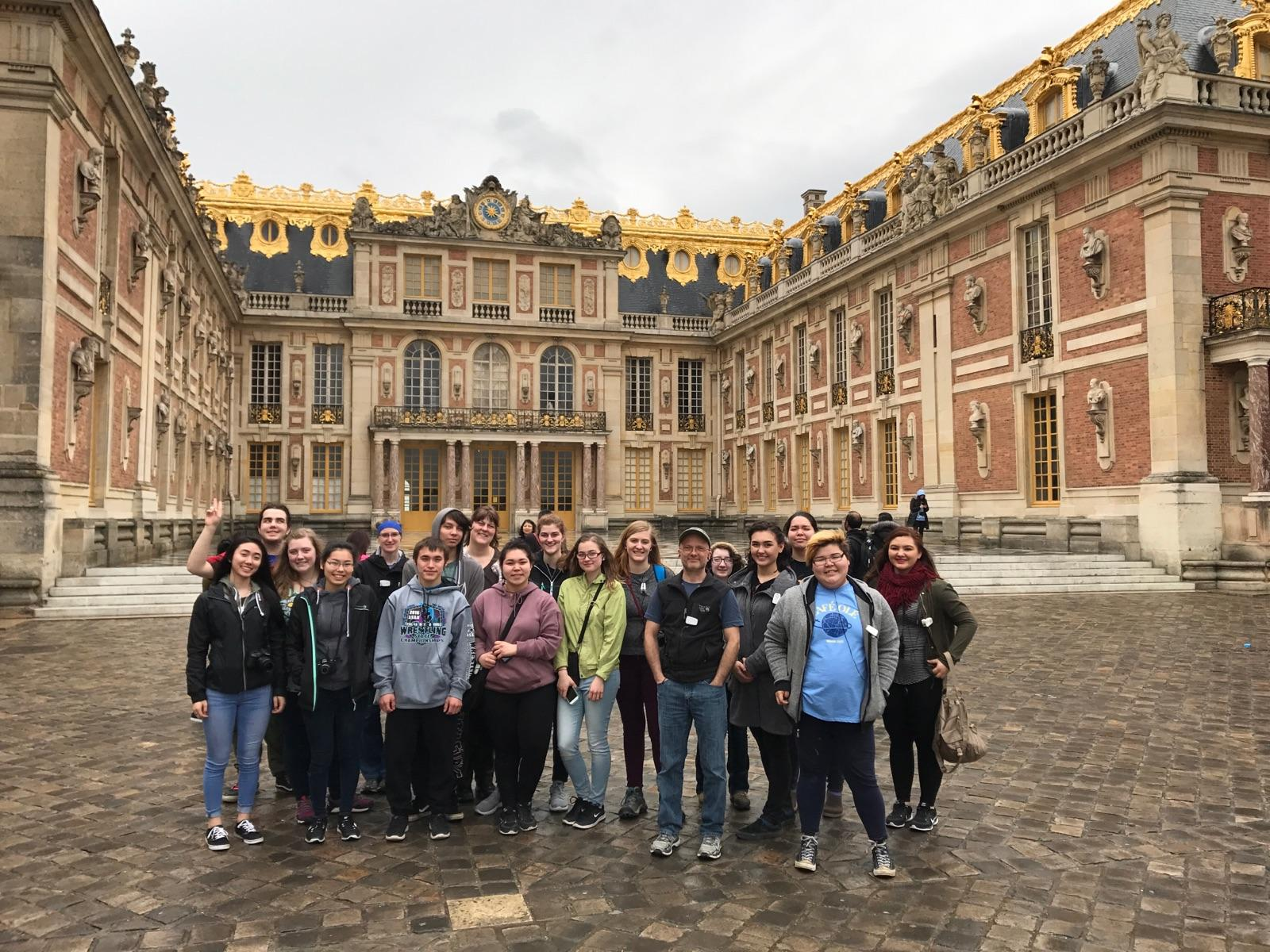 Dillingham Spanish And French Language Students Travel To