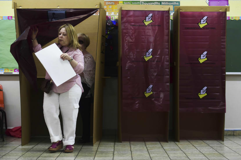 Puerto Rico votes for USA statehood