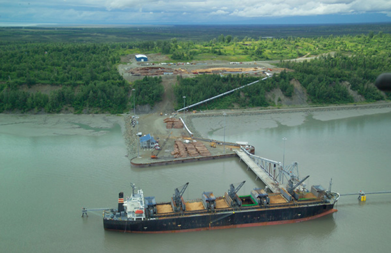 Mat Su Borough Assembly Approves Funding For Port Mackenzie Repairs