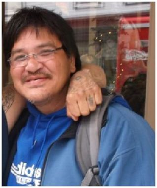 Police are searching for David V. Evenson, 51, of Juneau. Evenson is the suspect in a fatal assault of another Juneau man in downtown. (Photo courtesy Juneau Police Department)
