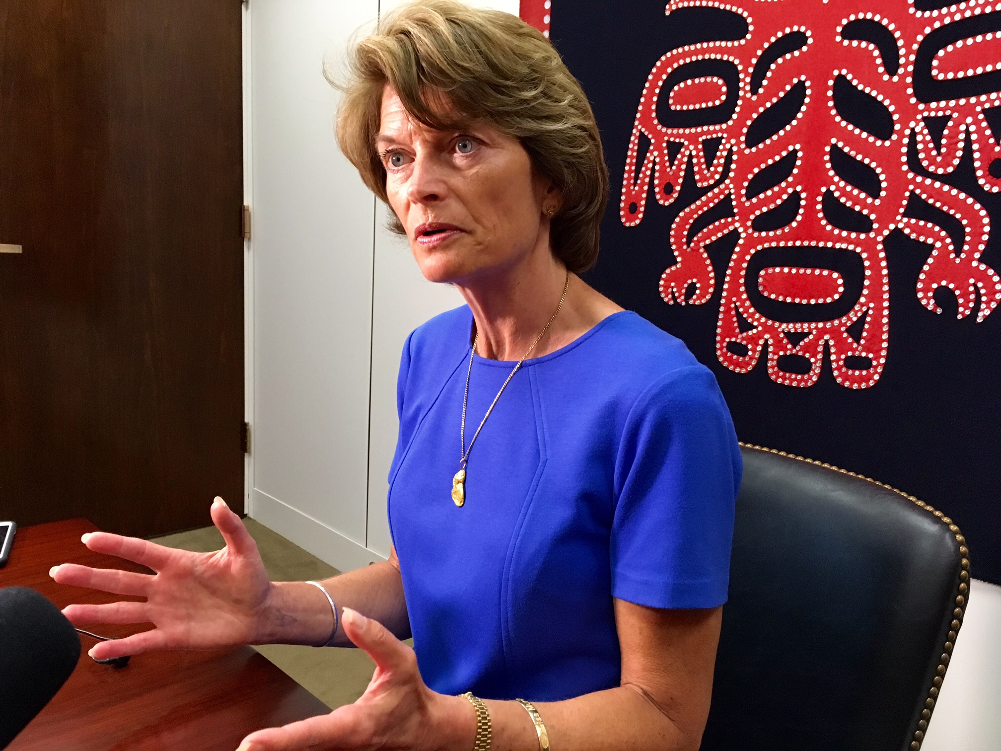 Murkowski can't support repeal of ACA without replacement