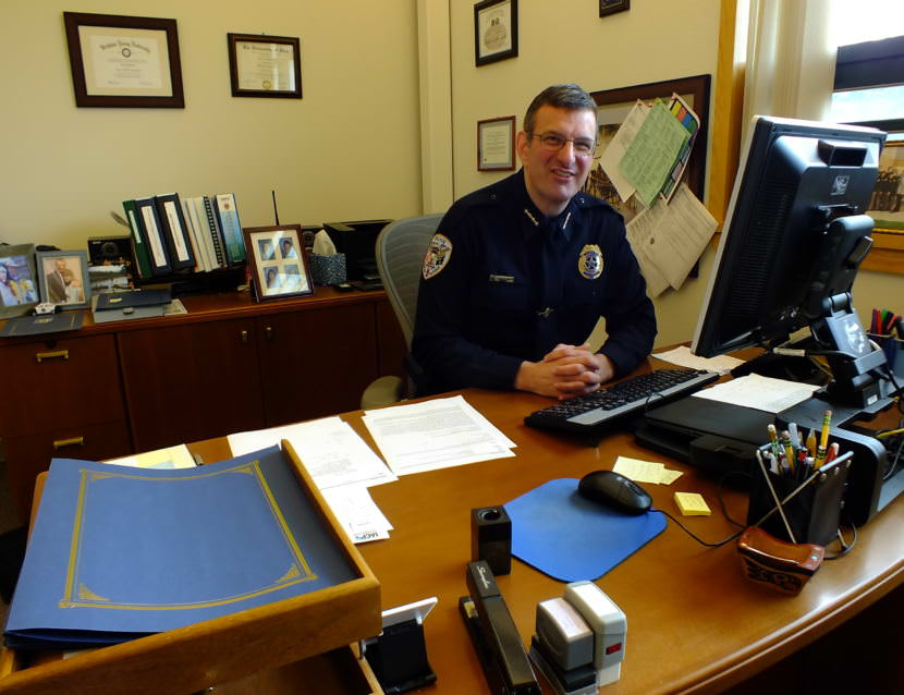 Juneau Police Chief Leaves Alaska For Idaho