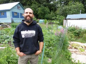 Andrew Cardella has expanded his backyard garden over the past four years. Now he wants to help other people build their own gardens.