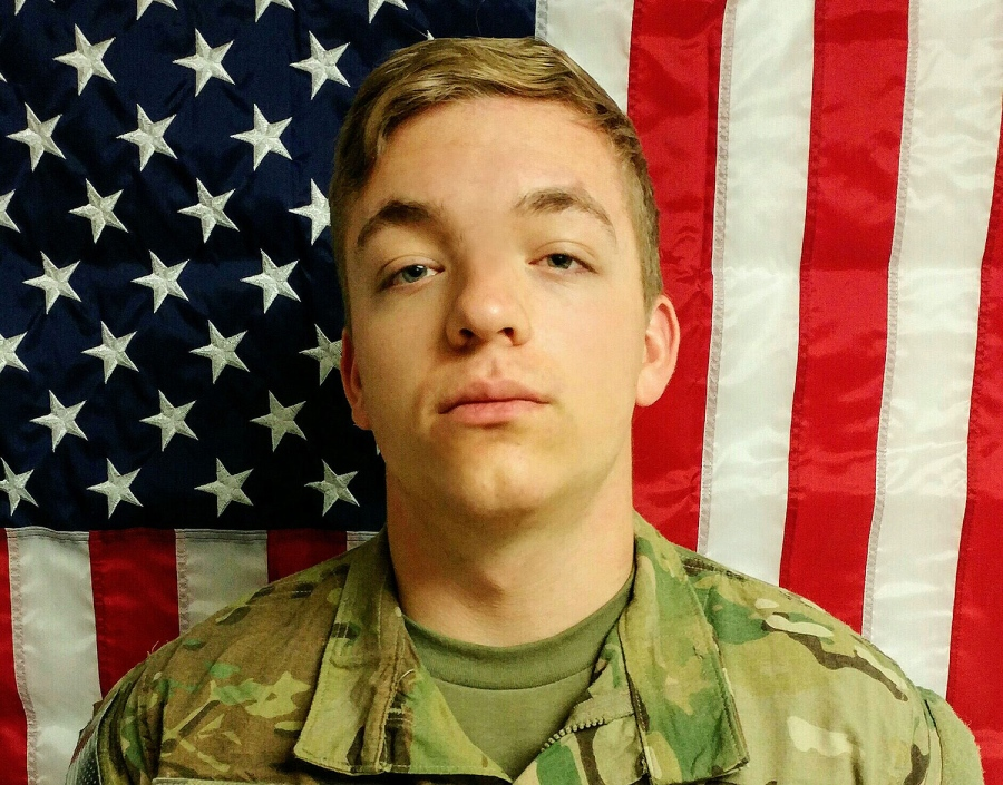 19-Year-Old US Soldier Killed in Afghanistan