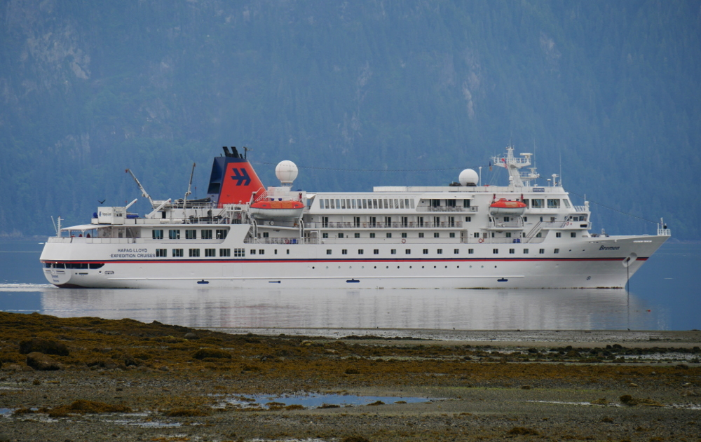 Petersburg Close To Passing New Cruise Ship Fee - Cruise ship fees