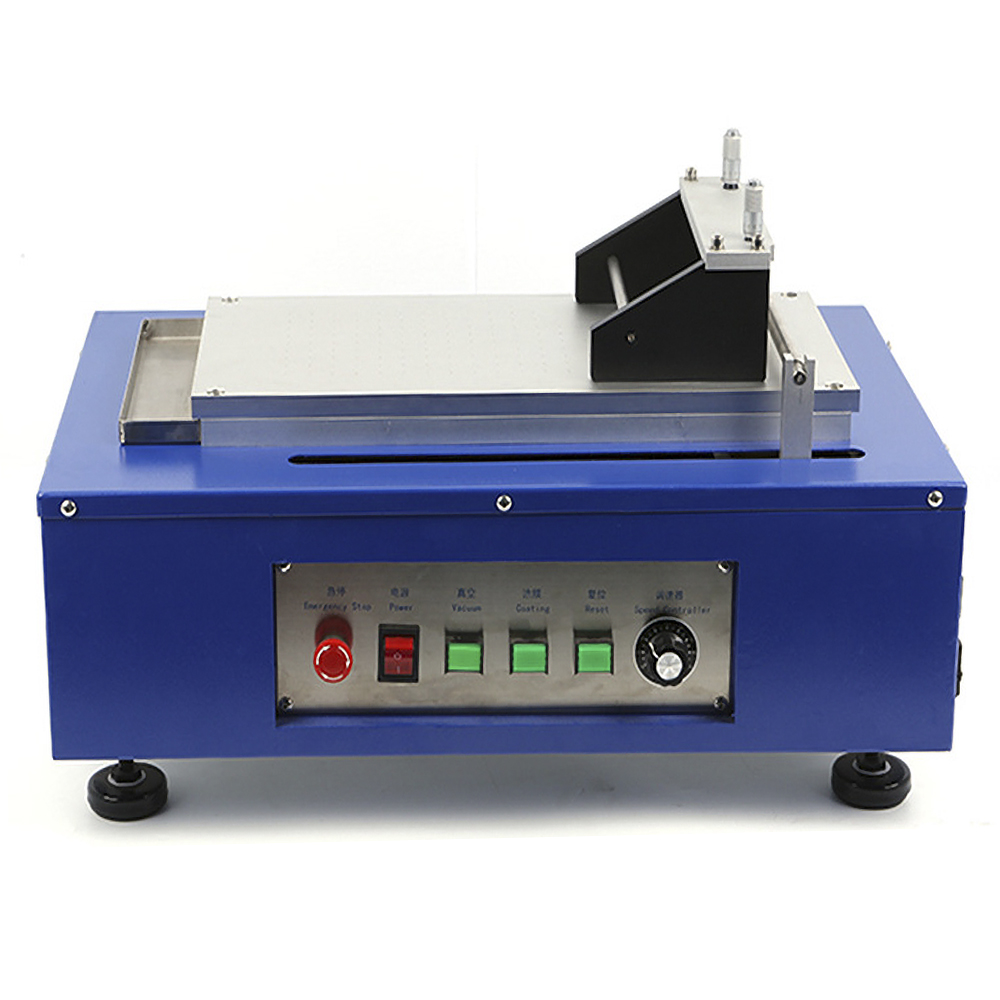 Compact Lab Tablet Film Coater Machine for Battery Electrode Coating