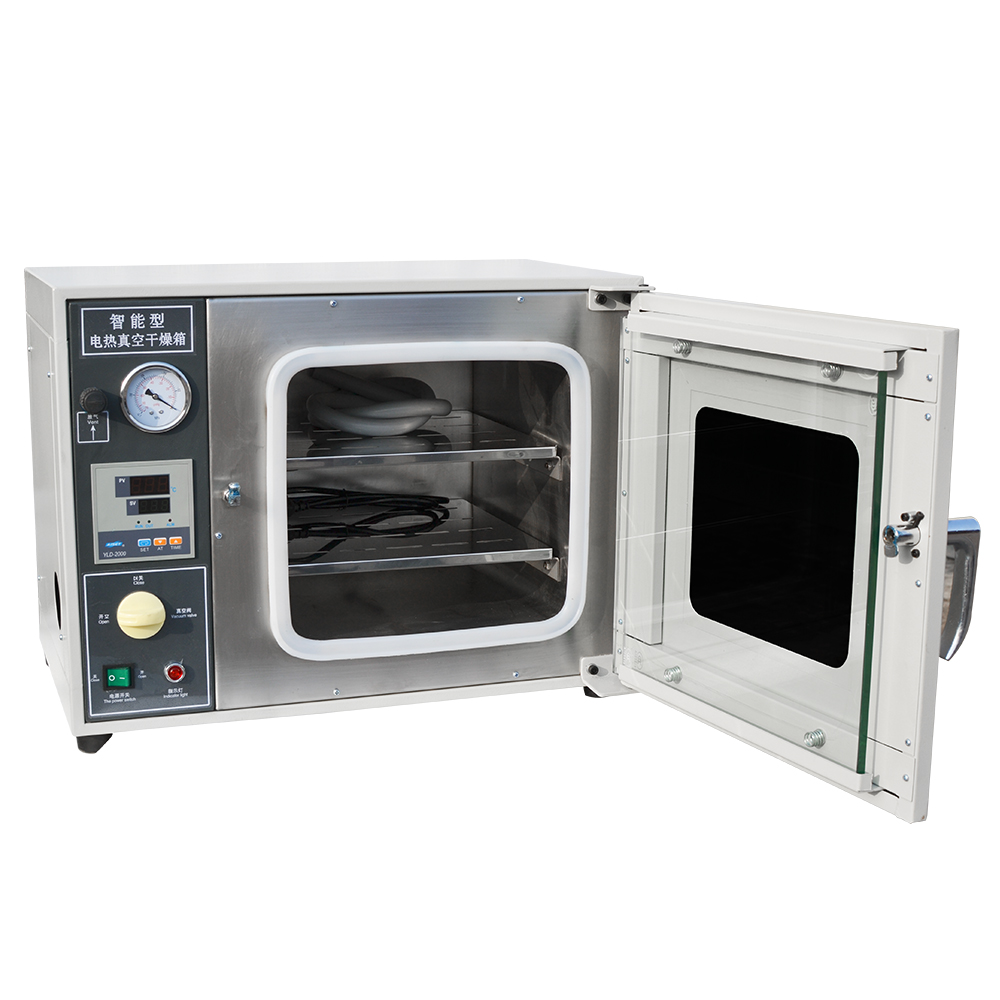 Lithium Battery Vacuum Oven Drying