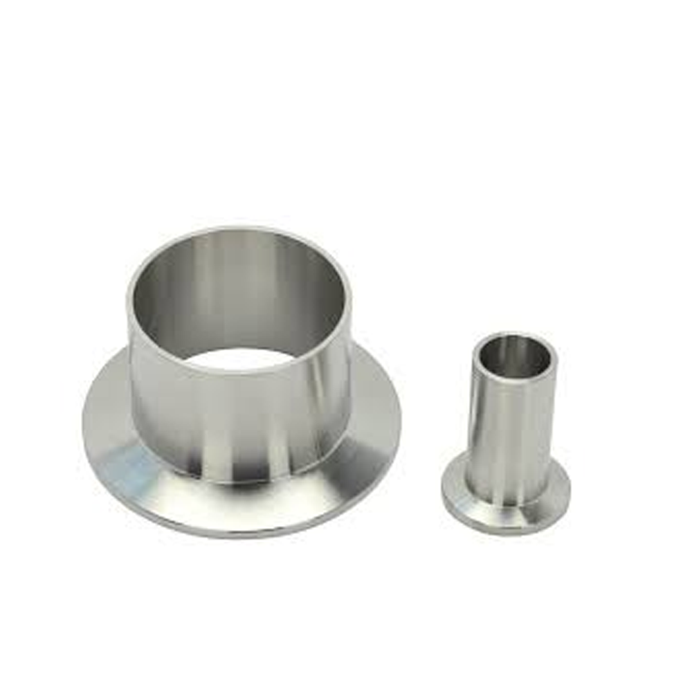 KF10 L 40 mm NW/KF-10 Weld Stub Flange, Long, Vacuum Fitting Stainless Steel 304
