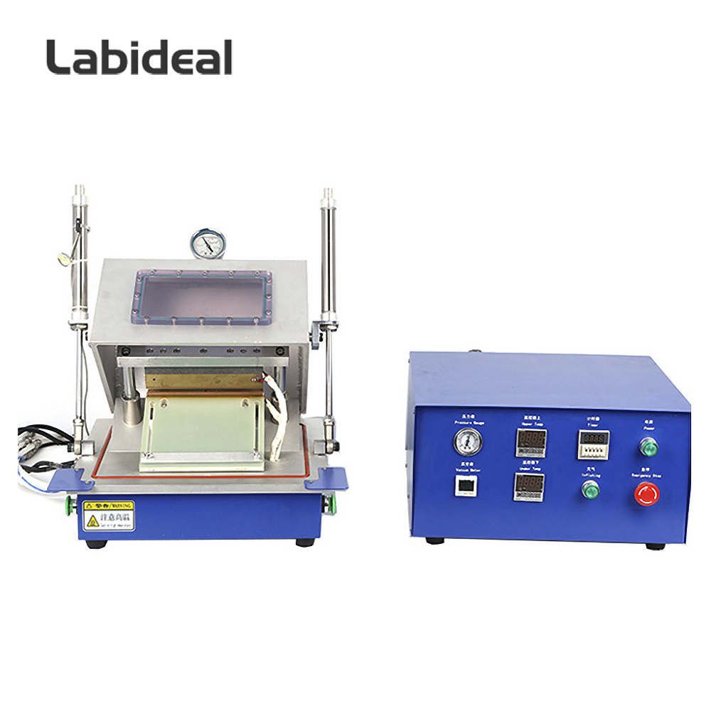 Li-ion Battery Vacuum Sealing Machine Suits for Polymer Battery Vacuum Pre-sealing Sealer