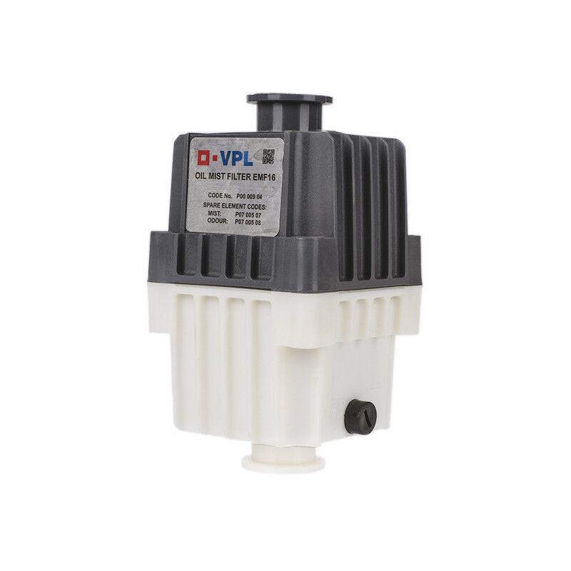 Oil Mist Exhaust Filter, KF25 Ports, Designed for Edwards for Vacuum Pumps