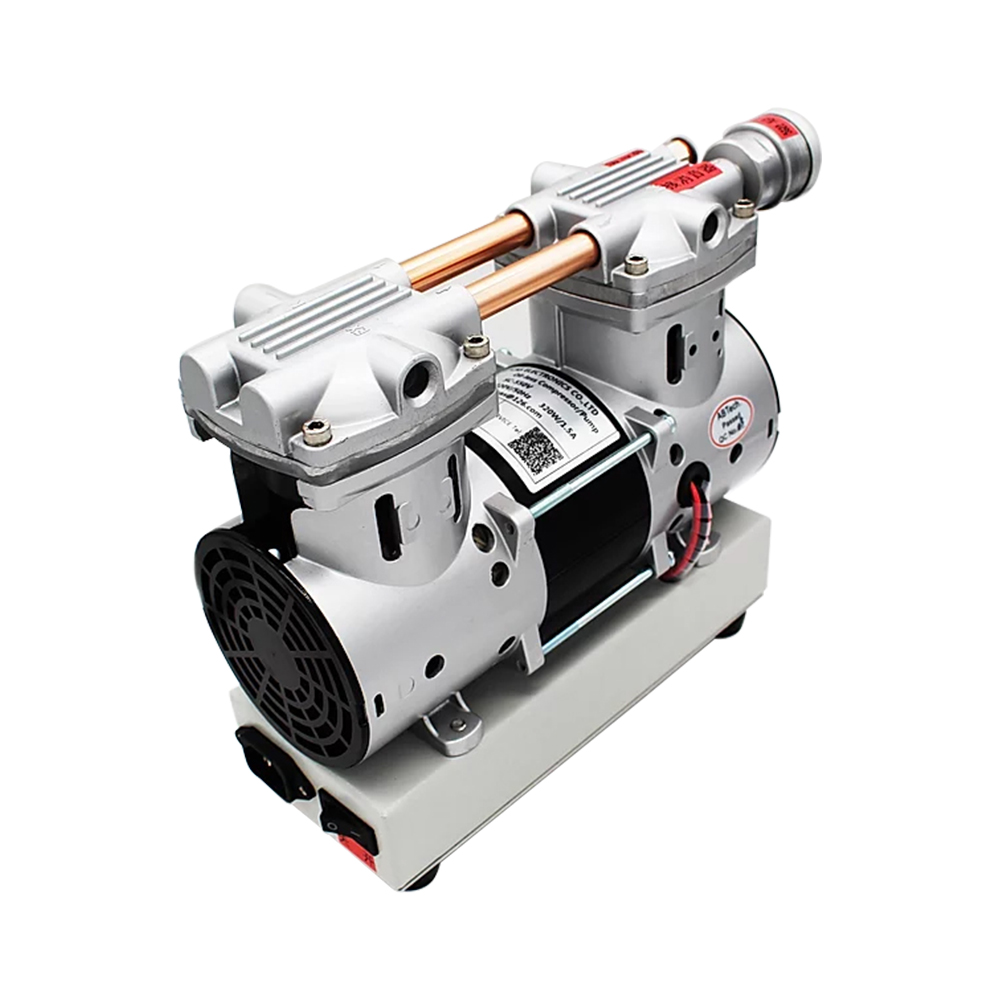 How is it the Vacuum Pump Becomes Sluggish in Use?