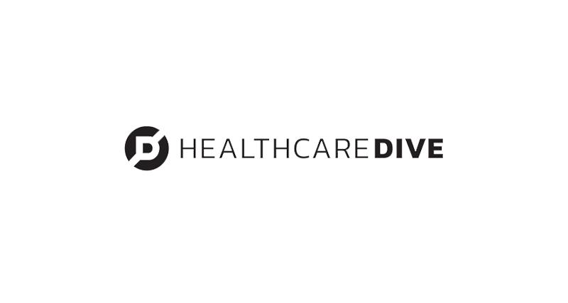 Heathcare Dive featuring Lark Health
