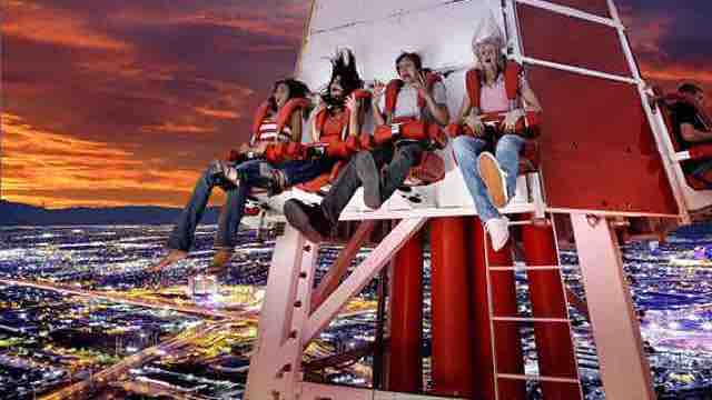 Big Shot at Stratosphere