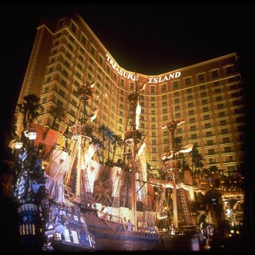 Treasure Island Casino Hotel Rooms