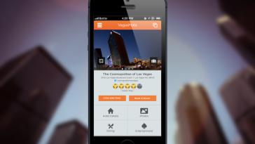 smartphone vegas app