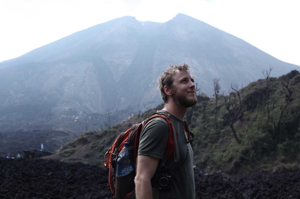 Volcano, Virtual Field Trip, Guatemala