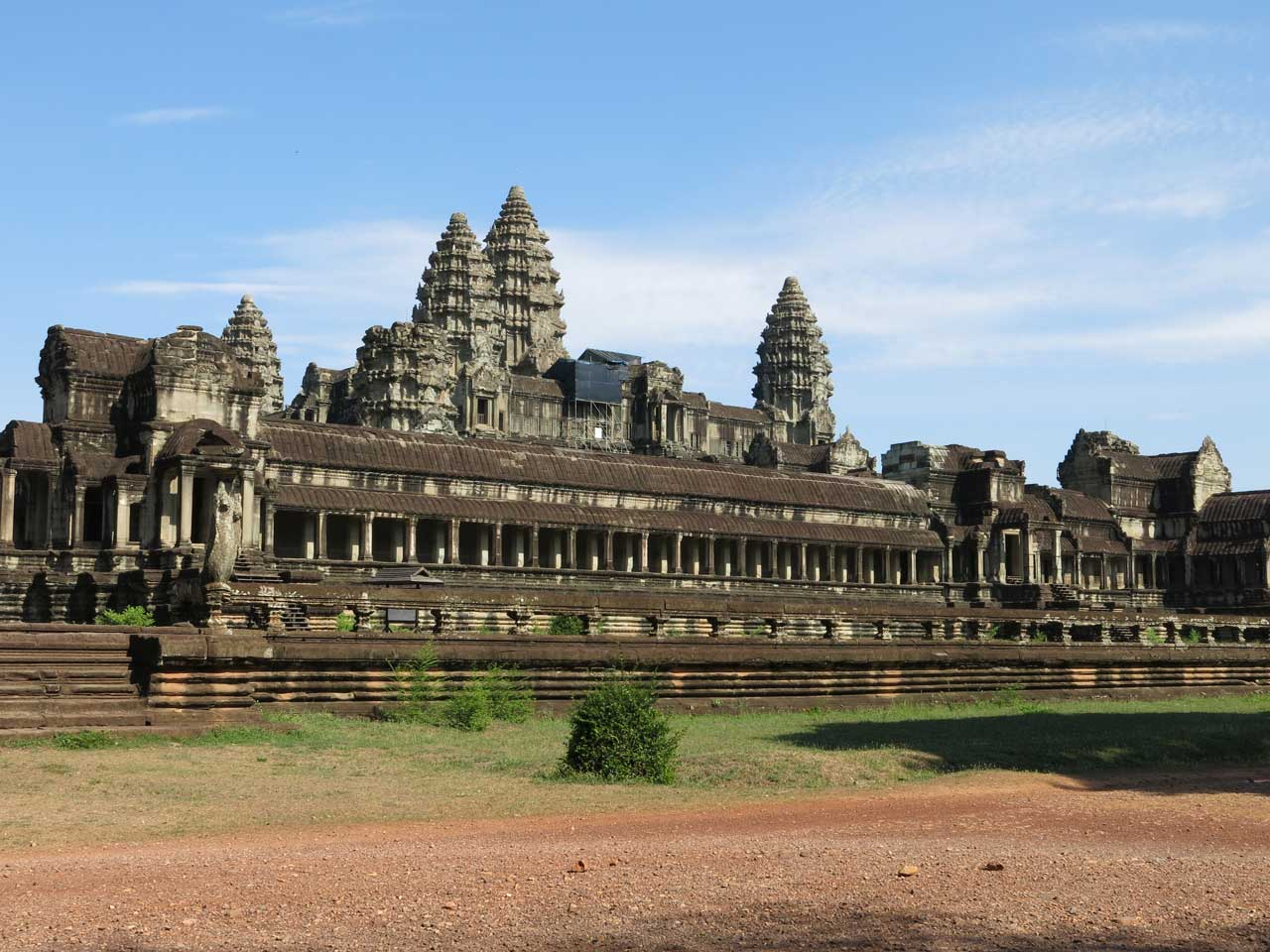 Ankor, Cambodia, Virtual Field Trips