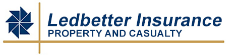 ledbetter insurance peoria illinois logo