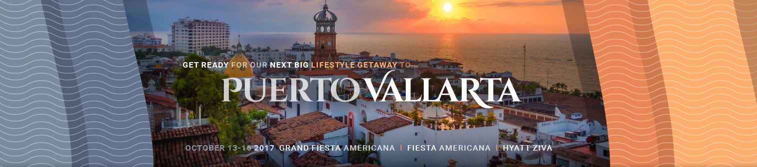 Next Stop: Paradise! Le-Vel Puerto Vallarta Lifestyle Getaway