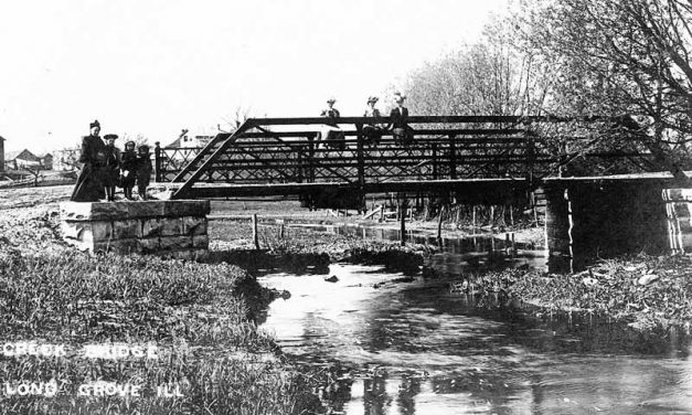 Bridge Declared Historic By State!