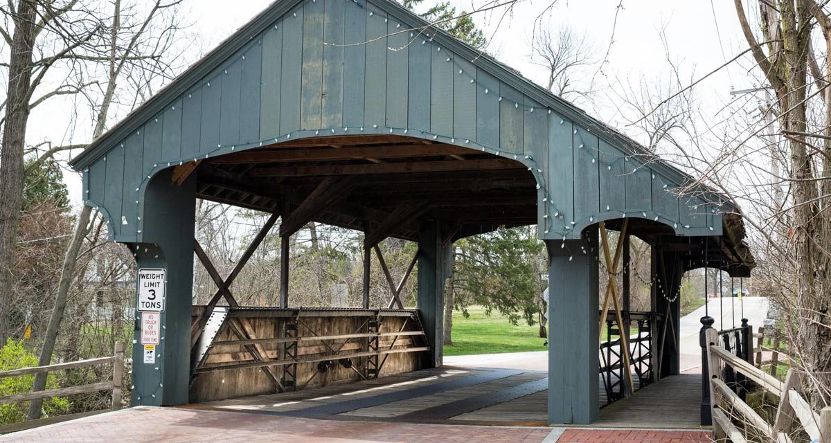 Bridge Listed on National Register