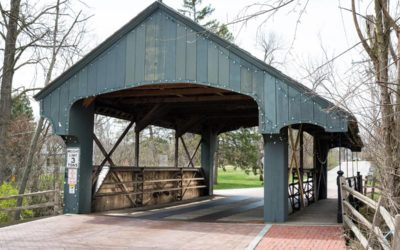 Long Grove's National Historic Bridge is Saved!