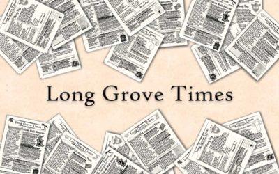 Long Grove Times – #39 Summer, 2018