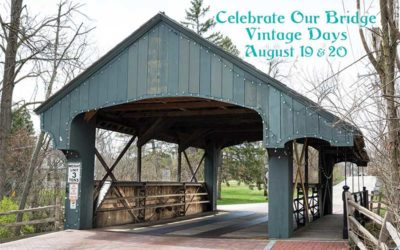 Celebrate Our Bridge At Vintage Days