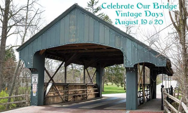 Celebrate Our Bridge At Vintage Days