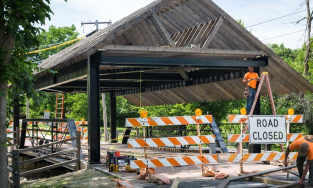Bridge Restoration Nears Completion