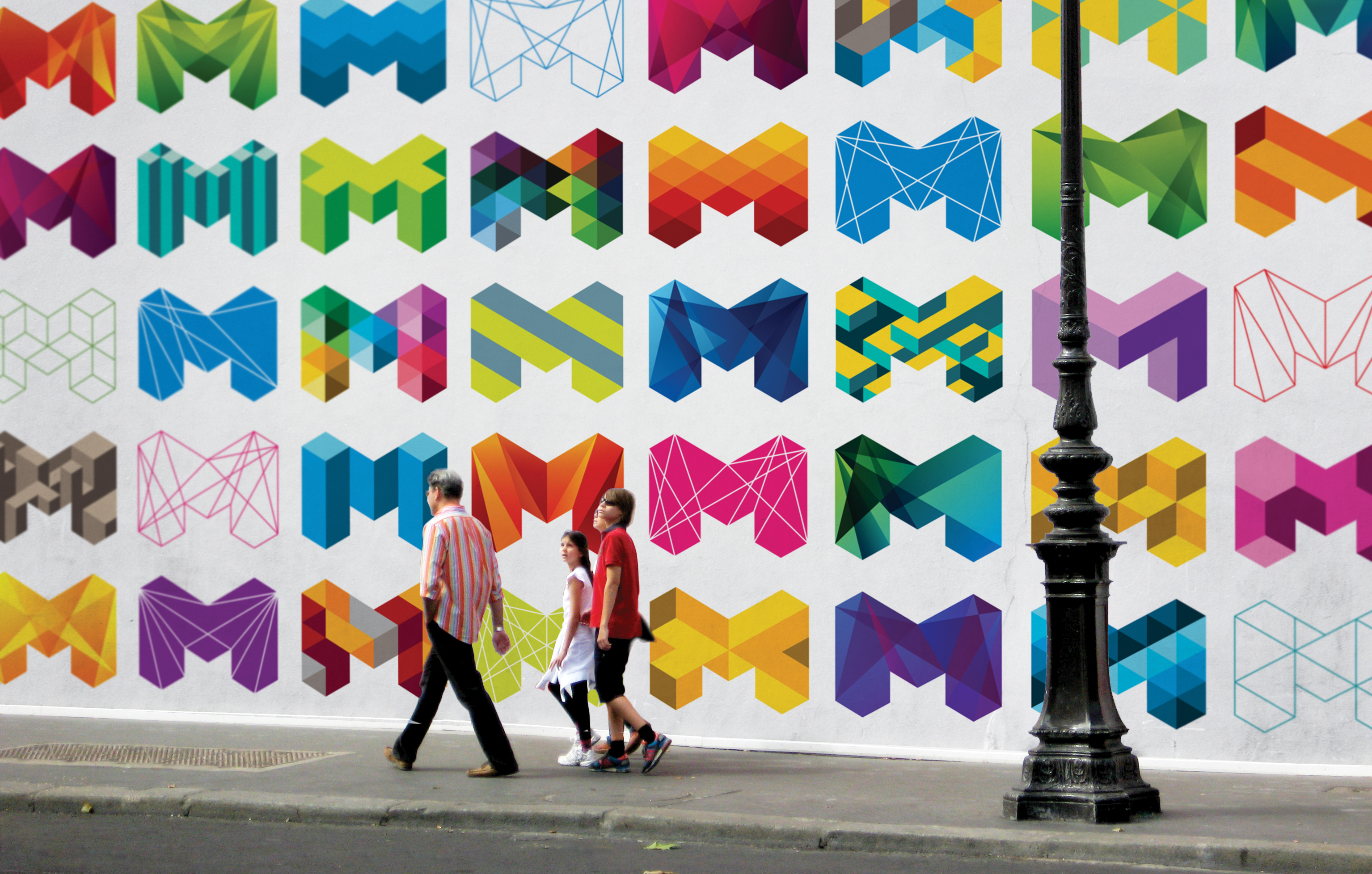 City of Melbourne identity