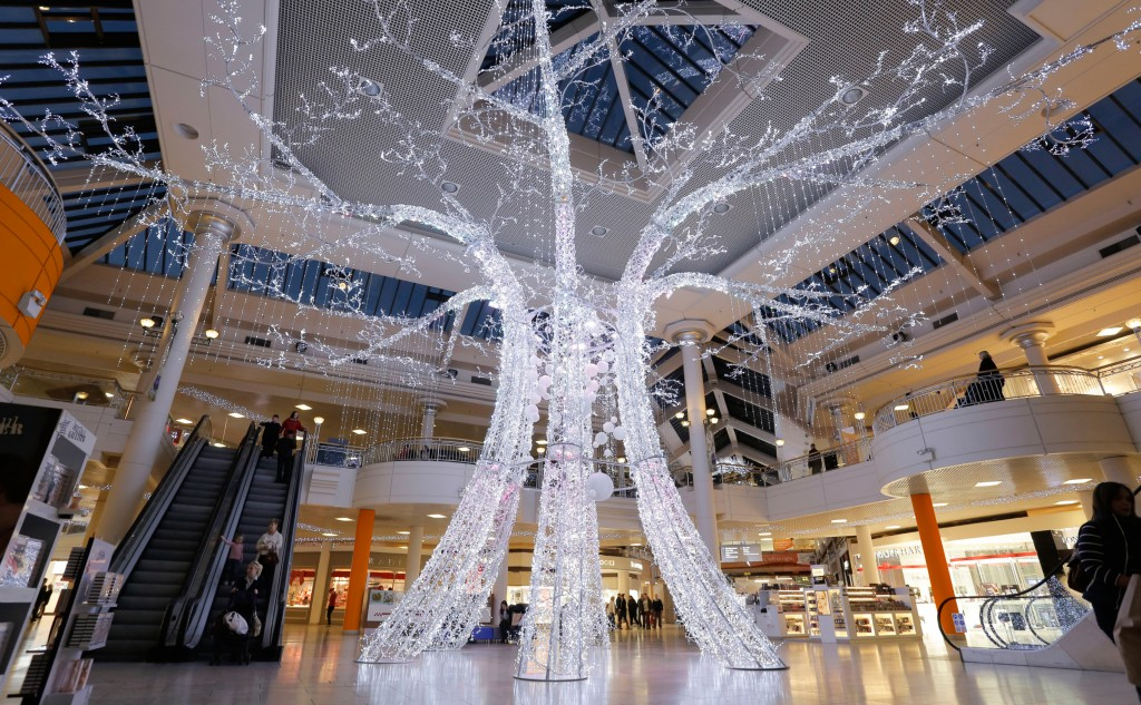 Intu Shopping Center Interior