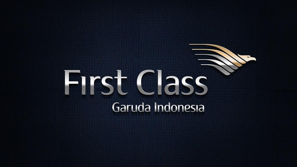 Garuda Indonesia First Class Visual Identity
