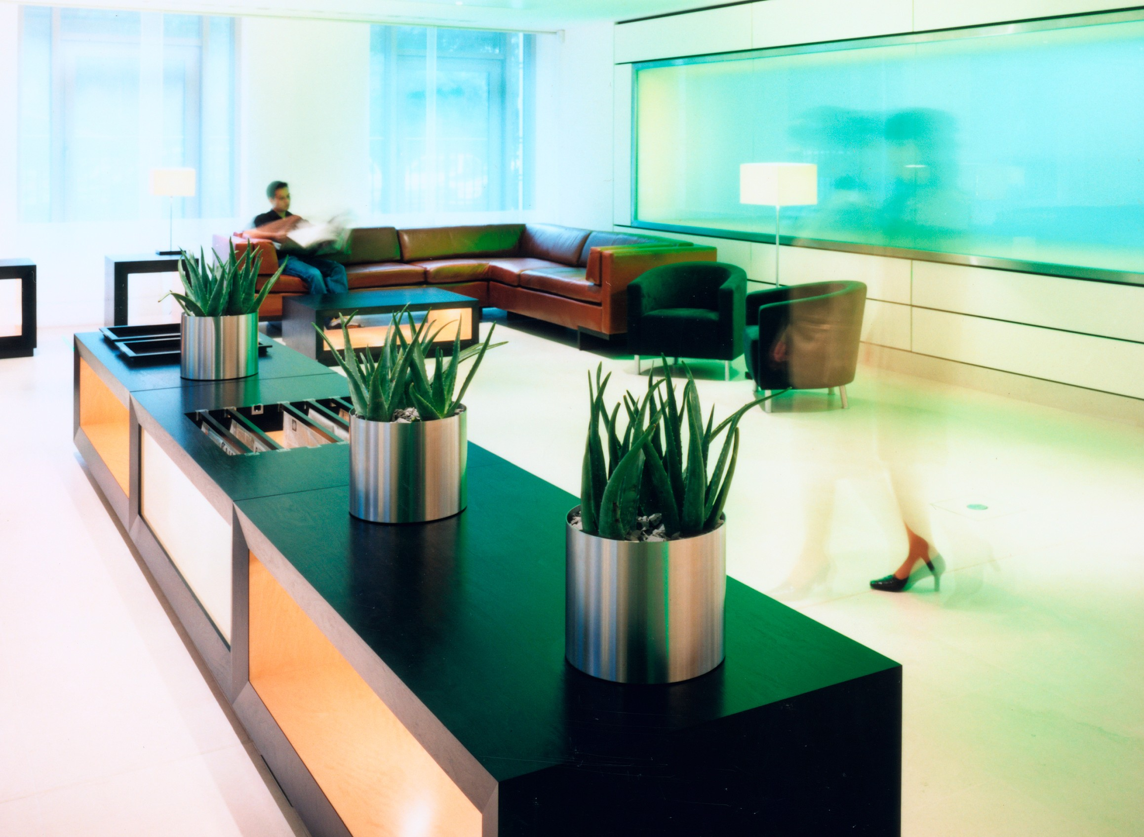 BP Office Environments