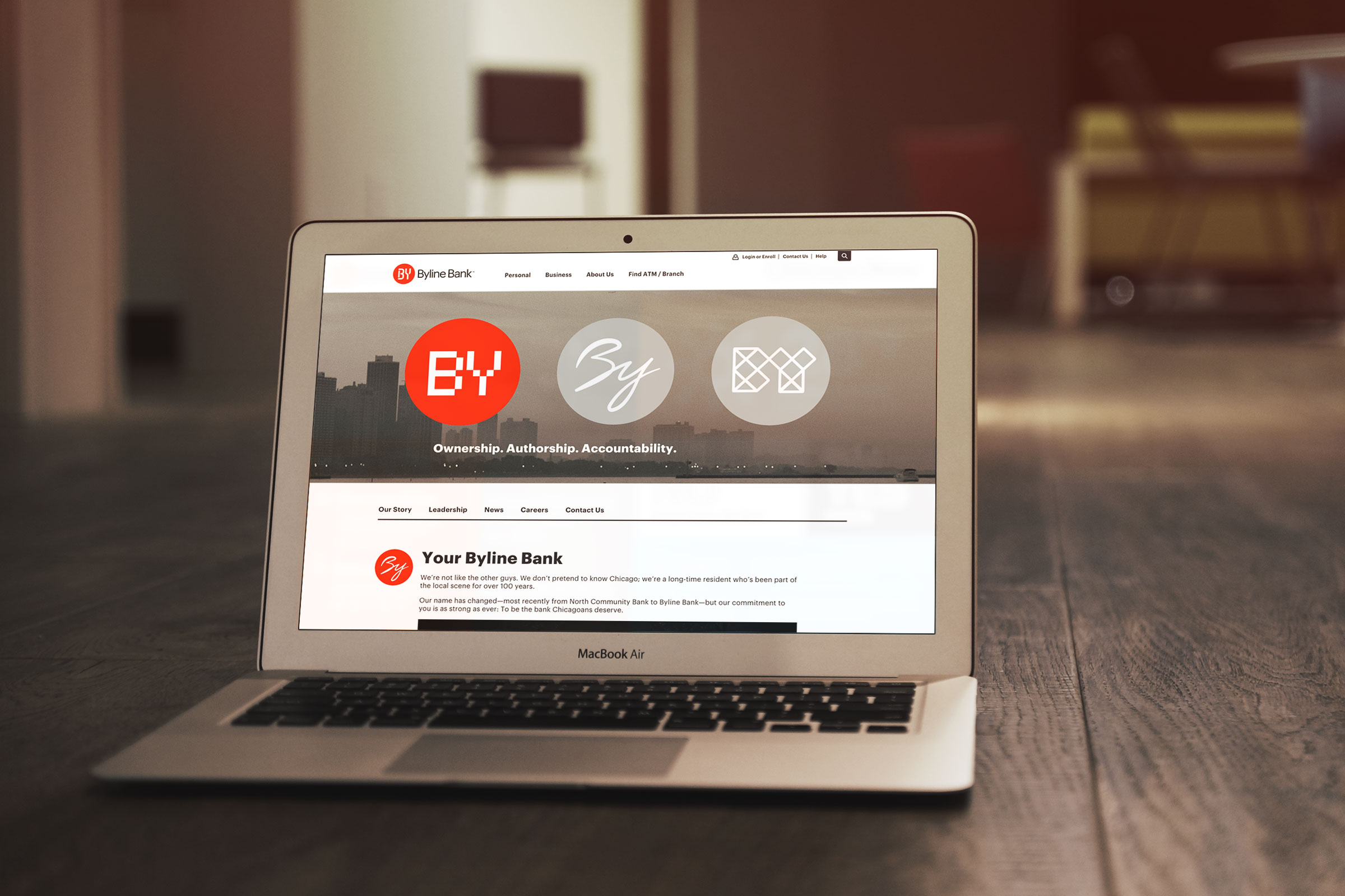 Byline Bank Website