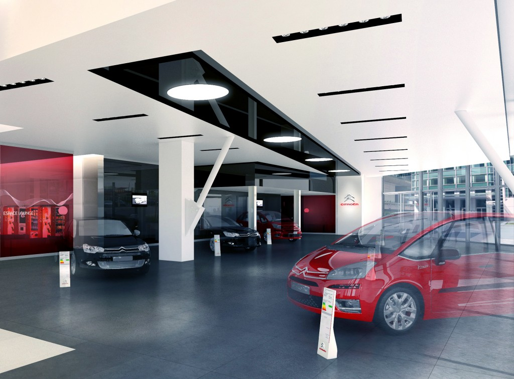 Citroën Environments Comp