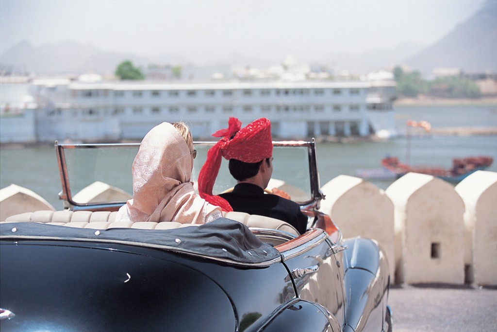 Luxury at Taj Group Hotels